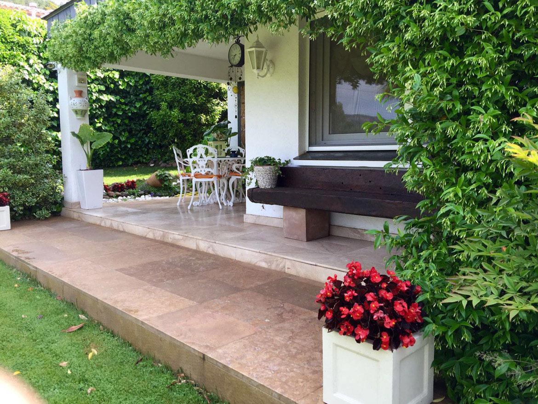 Private porch in Matadepera